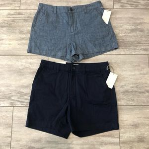Shorts lot NWT 1/S/8